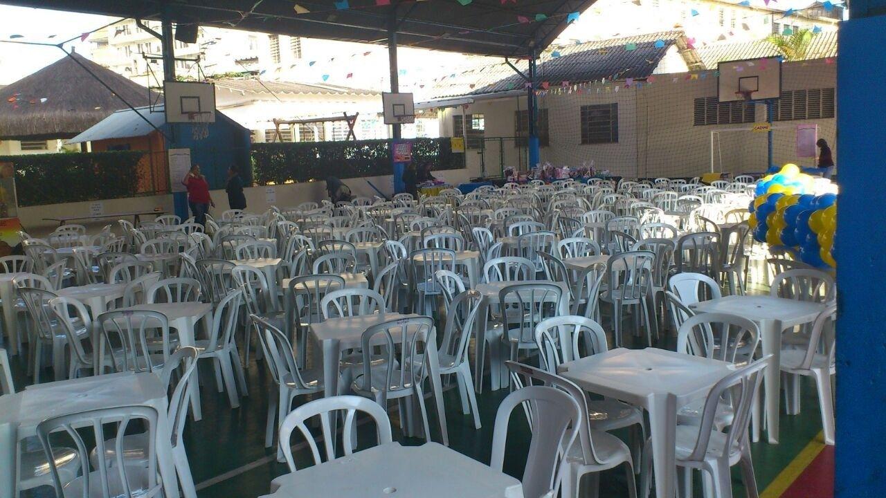 Fazer Locação de Cadeiras no Jardim Ernestina - Locação de Mesas e Cadeiras na Saúde
