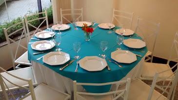 Mesas para Alugar na Vila Diana - Aluguel de Mesas para Festas