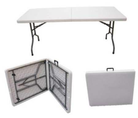 Preciso Fazer Aluguel de Mesas no Jardim Elisio - Locação de Mesas para Fetas