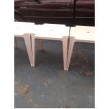 Aluguel de mesas de plástico na Vila Patrimonial