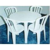 Qual valor de fazer locação de rechaud e mesas no Jardim Elisio